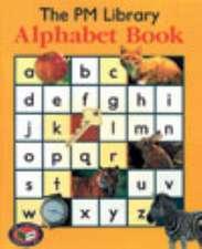 PM Magenta Alphabet Book