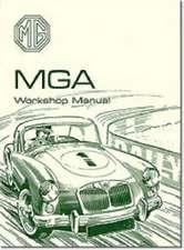 MG MGA 1600 1600 Mk2 Workshop:  Car and Driver on Volvo 1955-86