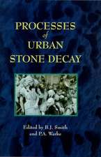 Processes of Urban Stone Decay