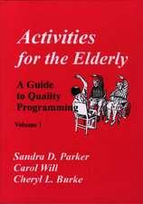 Activities for the Elderly