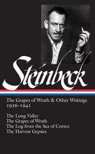 Steinbeck:  1936-1941