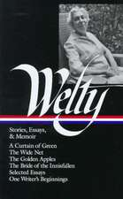 Eudora Welty:  Stories, Essays, and Memoirs