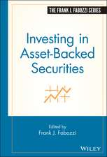 Investing in Asset–Backed Securities