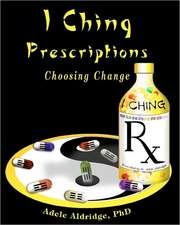 I Ching Prescriptions:  Tools for Creating a Synchronicity Journal