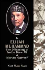 IS ELIJAH MUHAMMAD THE OFFSPRI
