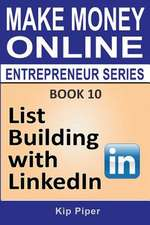List Building with Linkedin