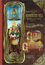 Girl Genius Volume 11: Agatha Heterodyne and the Hammerless Bell SC