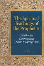 The Spiritual Teachings of the Prophet