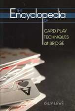 The Encyclopedia of Card Play Techniques at Bridge:  The Unbalanced Diamond