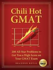 Chili Hot GMAT