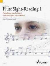 Flute Sight-Reading:  Volume 1