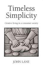 Timeless Simplicity