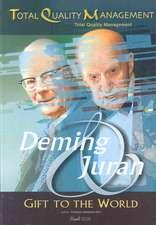 Deming and Juran
