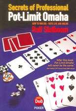 Secrets of Professional Pot-Limit Omaha