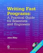 Writing Fast Programs
