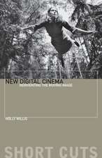 New Digital Cinema – Reinventing the Moving Image