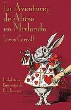 La Aventuroj de Alicio En Mirlando:  Jewish and Samaritan Versions Compared
