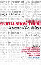 we will show them essays in honour of dov gabbay