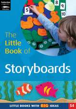 The Little Book of Storyboards: Little Books with Big Ideas (54)