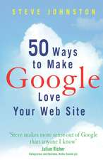 McGee, L: 50 Ways to Make Google Love Your Website