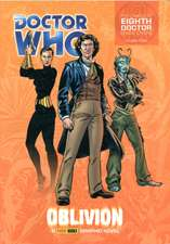 Doctor Who: Oblivion: The Complete Eighth Doctor Comic Strips Vol.2