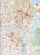 Belfast Street Map 1 : 12 000