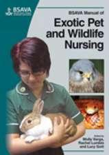 BSAVA Manual of Exotic Pet and Wildlife Nursing