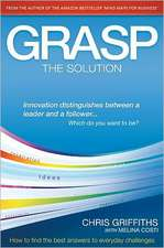 Grasp the Solution