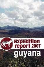 Cfz Expedition Report:  Guyana 2007