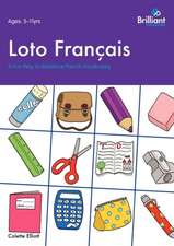 Loto Francais. a Fun Way to Reinforce French Vocabulary:  Viral Change in Action.