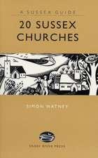 Watney, S: 20 Sussex Churches