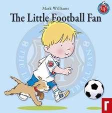 Little Football Fan