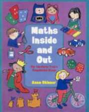 Maths Inside and Out for the Early Years Foundation Stage