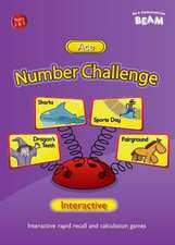 Number Challenge Interactive:Ace