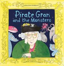 Pirate Gran and the Monsters