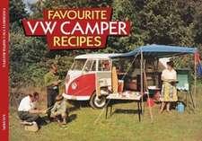 Salmon Favourite VW Campervan Recipes
