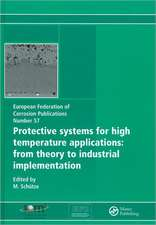 Protective Systems for High Temperature Applications:  From Theory to Industrial Implementation