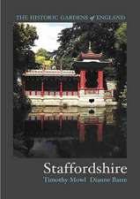 Gardens of Staffordshire