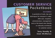 McManus, S: Customer Service Pocketbook