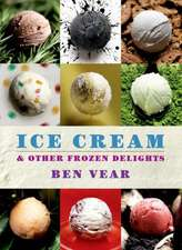 Ice Cream and Other Frozen Delights:  The Finalists