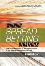 Winning Spread Betting Strategies