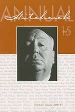 Hitchcock Annual – Volume 15