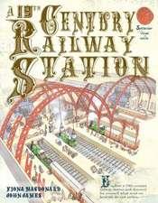A 19th Century Railway Station