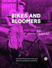 Bikes and Bloomers – Victorian Women Inventors and their Extraordinary Cycle Wear