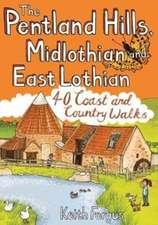 Pentland Hills, Midlothian and East Lothian