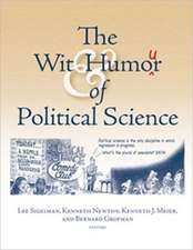 The Wit and Humour of Political Science