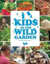 Kids in the Wild Garden