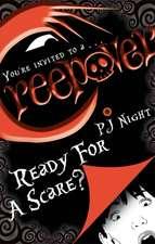 Night, P: Creepover: Ready For A Scare?