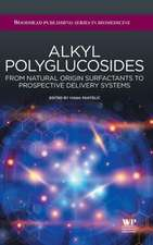 Alkyl Polyglucosides: From Natural-origin Surfactants to Prospective Delivery Systems