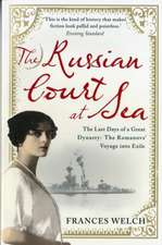 The Russian Court at Sea